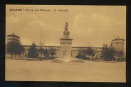 Milano. *Torre Del Filarete. Il Castello* Ed. Iris. Nueva. - Milano (Milan)