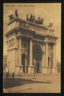 Milano. *Arco Della Pace* Ed. Iris. Nueva. - Milano (Milan)