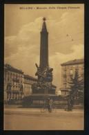 Milano. *Monum. Delle Cinque Giornate* Ed. Iris. Nueva. - Milano (Milan)