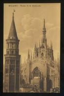 Milano. *Torre Di S. Gottardo* Ed. Iris. Nueva. - Milano (Milan)