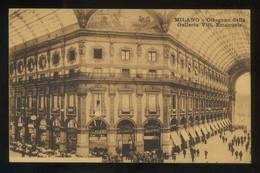 Milano. *Ottagono Della Galleria Vitt. Emanuele* Ed. Iris. Nueva. - Milano (Milan)