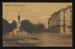 Milano. *Piazza Cavour* Ed. Iris. Nueva. - Milano (Milan)