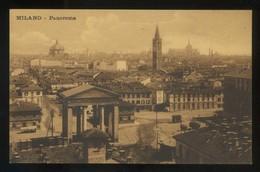 Milano. *Panorama* Ed. Iris. Nueva. - Milano (Milan)