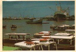Hô Chi Minh City - On The Saigon River / Sur Le Fleuve De Saigon - Vietnam