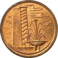 Monnaie, Singapour, Cent, 1975, Singapore Mint, TTB, Bronze, KM:1 - Singapour