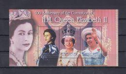 P564. Tobago Cays - St.Vincent - MNH - Famous People - Queen Elizabeth II - Unclassified
