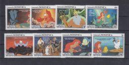 D565. Dominica - MNH - Cartoons - Disney's - Cartoon Characters - Disney