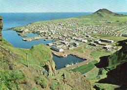 General View Of Helmaey ( Westman Island ) - Islande