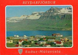 Reydarfjördur - Sudur-Mulasysla - Islande