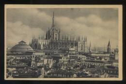 Milano. *Panorama Del Campanile...* Ed. C.C.M. Nueva. - Milano (Milan)