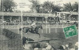 Courses De La Capelle,military,cheval 1914 - France