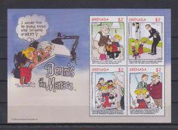 E169. Grenada - MNH - Cartoons - Dennis The Menace - Disney