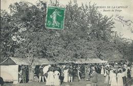 Courses De La Capelle,military,buvette Du Pesage - France