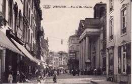 CHARLEROI -- Rue De Marchienne + Commerces + Belle Animation - Charleroi