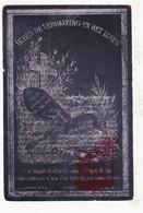 DP Oorlogsslachtoffer WO I ? Bertha Scherpereel ° Lille FR Nord 1894 † Couthove Proven Poperinge BE 1918 - Devotion Images