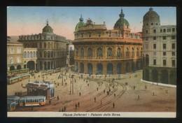 Milano. *Piazza Deferrari...* Ed. R. Hoesch Nº 32. Nueva. - Milano (Milan)