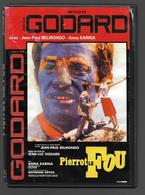 Pierrot Le Fou  Belmondo  Dvd - Policiers