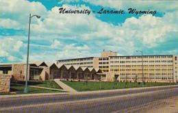 Wyoming Laramie Men's Dormitory Crane Hall And Hill Hall University Of Wyoming - Laramie