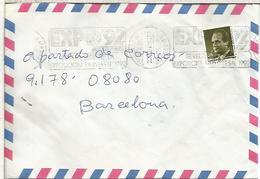 TENERIFE CC CON RODILLO EXPOSICION UNIVERSAL DE SEVILLA EXPO 92 - 1992 – Sevilla (España)