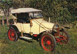 Zèbre Voiturette   (1910)  -  Carte Postale Pub. Trophirès - Passenger Cars