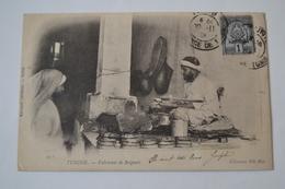 Carte N°93 TUNISIE - Fabricant De Beignets - Tunisia