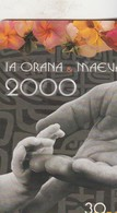 ORANA MAEVA PF93  2000 - Polynésie Française