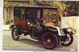 Renault 8C2C11   (1908)  -  Carte Postale Pub. Trophirès - Turismo