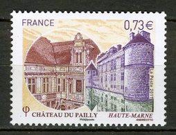 FRANCE 2017 / YT 5120 CHATEAU DU PAILLY  Neuf** - France