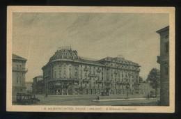 Milano. *Majestic Hotel Diana* Nueva. - Milano (Milan)