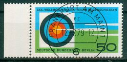Berlin 1979 / MiNr.   599   O / Used  (e2111) - [5] Berlin