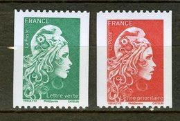 FRANCE 2017 /  NOUVELLES MARIANNES ROULETTES Neuves** - France