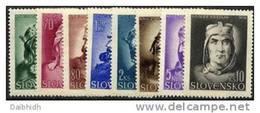 SLOVAKIA 1944 Independence Anniversary MNH (**) - Unused Stamps