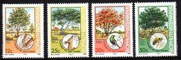 4 - BOPHUTHATSWANA Arbres Animaux Oiseaux Insectes ** - Protección Del Medio Ambiente Y Del Clima