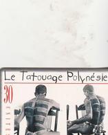 TATOUAGE TINO - Polynésie Française