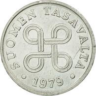 Monnaie, Finlande, Penni, 1979, TTB, Aluminium, KM:44a - Finlande
