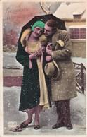 Gelukkig Nieuwjaar, Happy New Year, Romantic Couple (pk50496) - Couples