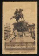 Milano. *Monumento A Vittorio Emanuele II* Nueva. - Milano (Milan)