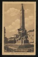 Milano. *Monumento Alle 5 Giornate* Nueva. - Milano (Milan)