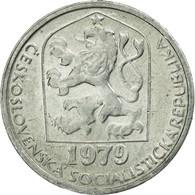 Monnaie, Tchécoslovaquie, 5 Haleru, 1979, SUP, Aluminium, KM:86 - Tchécoslovaquie