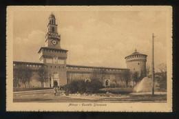 Milano. *Castello Sforzesco* Nueva. - Milano (Milan)
