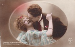 Romantic Couple Romantique, Edit Noyer (pk50501) - Couples
