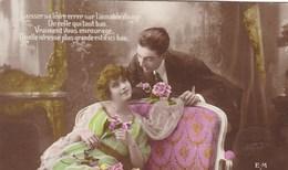 Romantic Couple Romantique, Edit E.M (pk50502) - Couples