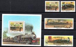 4 - BOPHUTHATSWANA Trains ** - Trenes