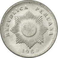 Monnaie, Pérou, Centavo, 1960, Lima, TB+, Zinc, KM:227 - Pérou