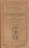 MANUALE MARESCALCHI - PECCHIONI - CELLA : GELSICOLTURA - Libri, Riviste, Fumetti