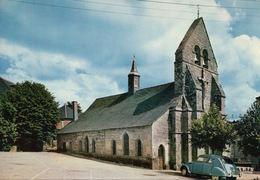 BUGEAT L'église - Frankreich
