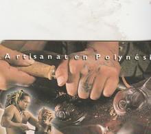 SCULTEUR SUR BOIS PF67 1999 - Polynésie Française