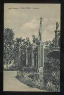 Piemonte. Lago Maggiore. *Isola Bella. Statuette* Ed. Brunner & C. Nº 18064. Nueva. - Otras Ciudades