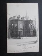 CP BELGIQUE (M1818) NEERPELT (2 VUES) Villa D.V.D. 7704 - Neerpelt