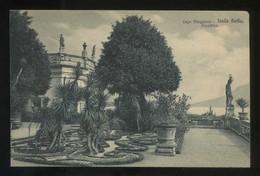 Lago Maggiore. *Isola Bella. Giardino* Ed. Brunner & C. Nº 18066. Nueva. - Otras Ciudades